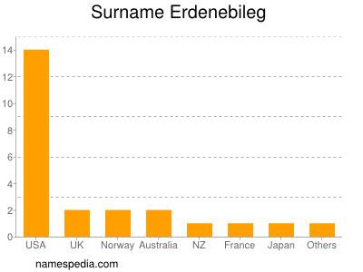 Surname Erdenebileg