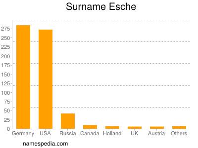Surname Esche