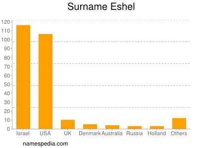 Familiennamen Eshel
