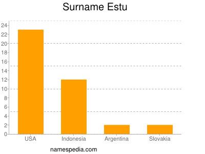 Surname Estu