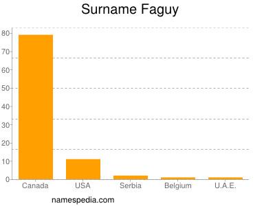 Surname Faguy