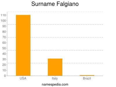 Surname Falgiano