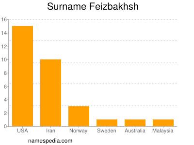 Surname Feizbakhsh