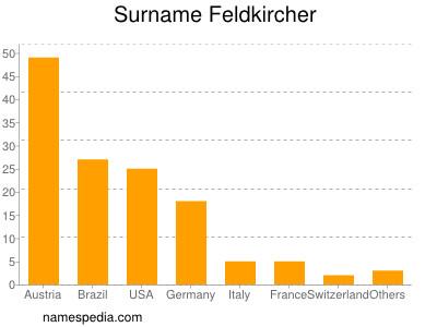 Surname Feldkircher