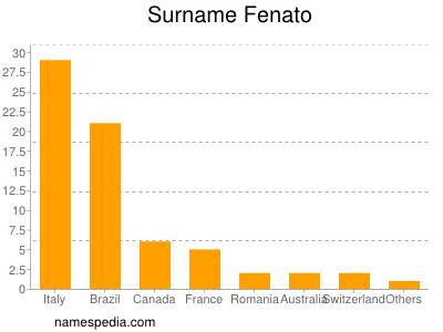 Familiennamen Fenato