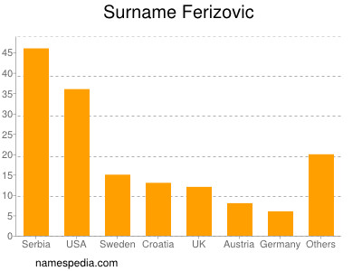 Familiennamen Ferizovic
