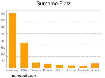 Surname Fietz
