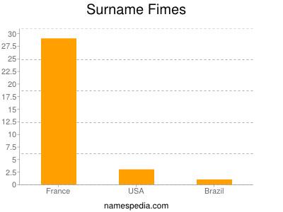 Surname Fimes