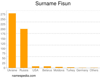 Surname Fisun