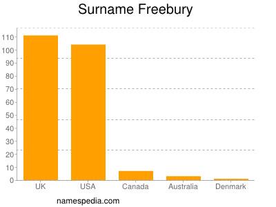 Surname Freebury