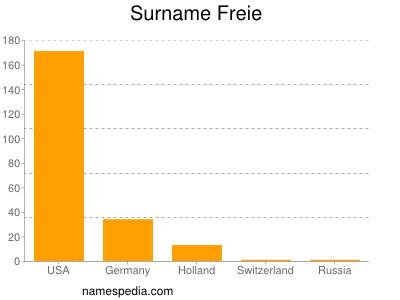 Surname Freie