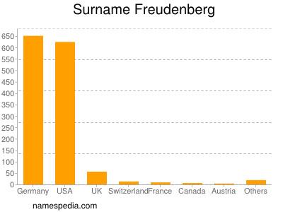 Surname Freudenberg