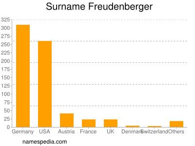 Familiennamen Freudenberger