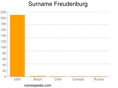 Surname Freudenburg