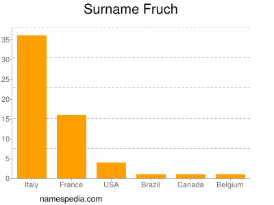 Surname Fruch