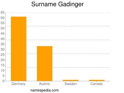 Surname Gadinger