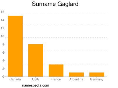 Surname Gaglardi