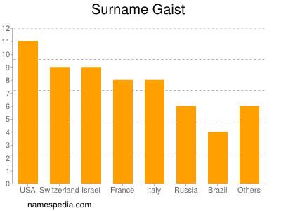 Surname Gaist