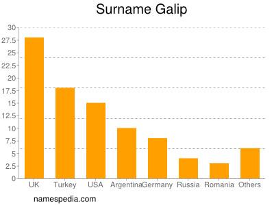 Surname Galip