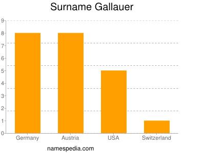 Surname Gallauer