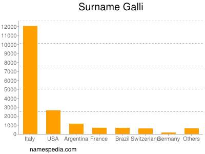 Surname Galli