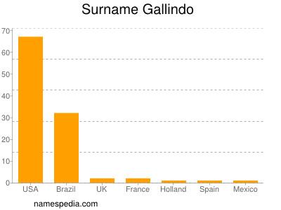 Surname Gallindo