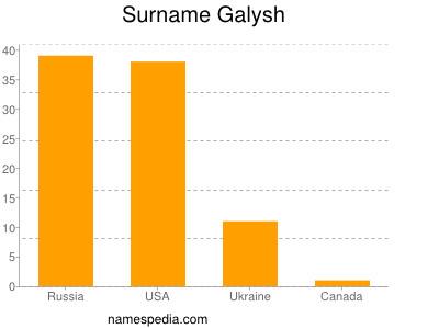 Surname Galysh