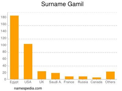 Surname Gamil