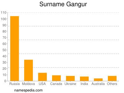 Surname Gangur