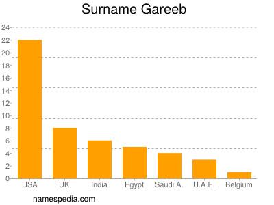 Surname Gareeb