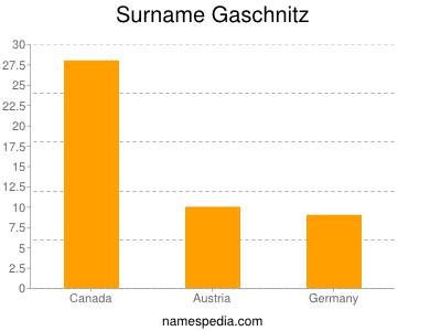 Surname Gaschnitz