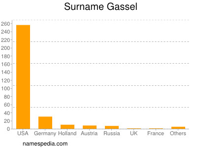 Surname Gassel