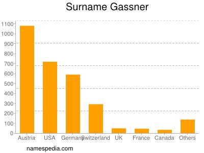 Surname Gassner