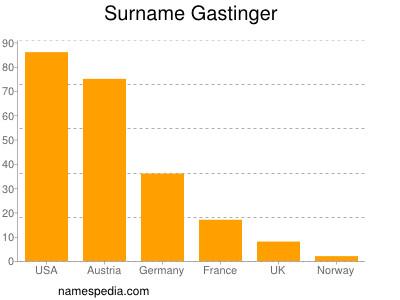 Surname Gastinger