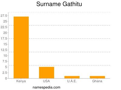 Surname Gathitu
