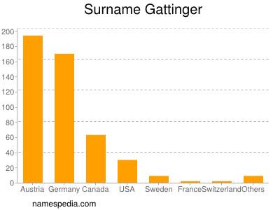 Surname Gattinger