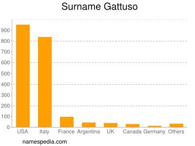 Surname Gattuso