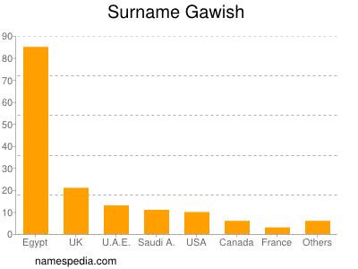 Surname Gawish
