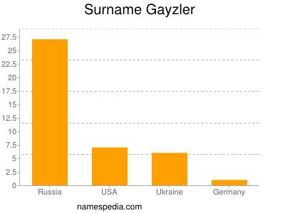 Surname Gayzler