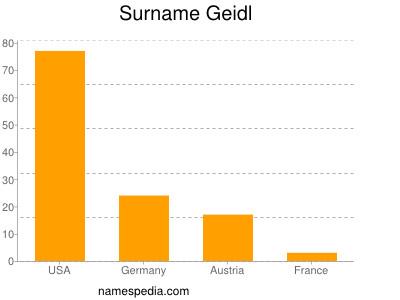 Surname Geidl