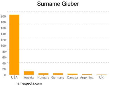 Surname Gieber