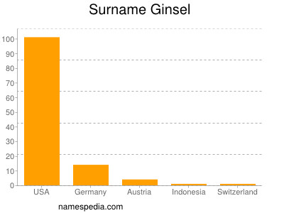Surname Ginsel