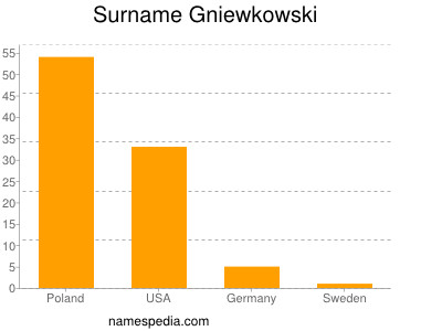 Surname Gniewkowski