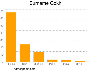 Surname Gokh