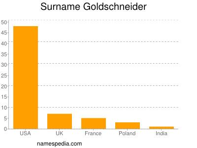 Surname Goldschneider