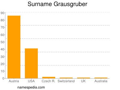 Surname Grausgruber