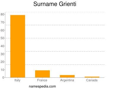 Surname Grienti