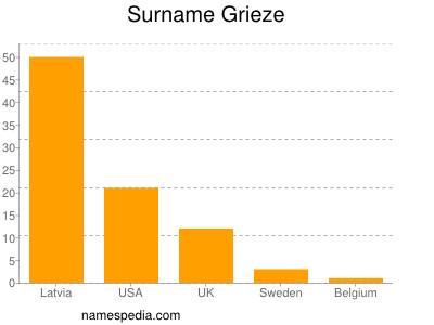 Surname Grieze