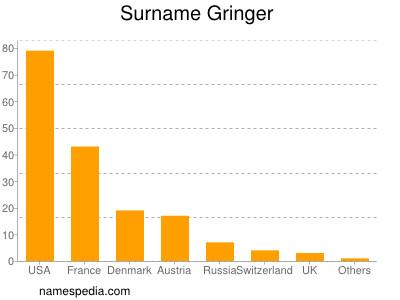 Surname Gringer
