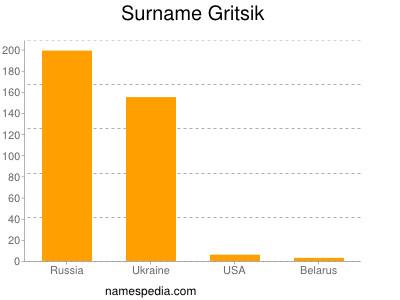 Surname Gritsik